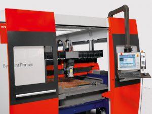 Lasertechnik, laser schneiden, Hochdruckschneidverfahren, Niedrigdruckschneidverfahren