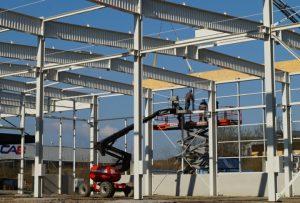 Stahlbau - Stahlkonstruktionen, Metall-Auer, Hausruckviertel, Oberösterreich
